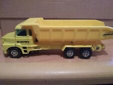 Corgi Collectible SCANIA LT 145 Truck w/ Tipper Body in WIMPEY Livery