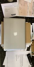"Apple MC724B/A MacBook Pro A1278 13.3"" 500GB Laptop -  Silver"
