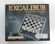 Excalibur Deluxe Electronic Chess Game R13860