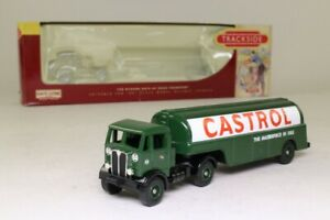 Trackside DG172000; AEC Mammoth Artic; Skirted Tanker, Castrol; Excellent Boxed