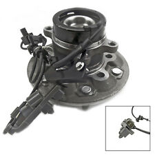 Premium Front Wheel Hub Bearing Assembly for 04-05 Chevy Colorado GMC Canyon RWD