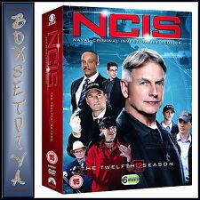 NCIS- COMPLETE SEASON 12 *BRAND NEW DVD **