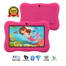 "Contixo K3 Kids Tablet 7"" Bluetooth WiFi Camera Android 6.0 Infant Toddler Child"