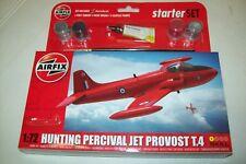 Airfix Percival Jet Provost T.4 1:72 escala kit plástico con pinturas y pegamento