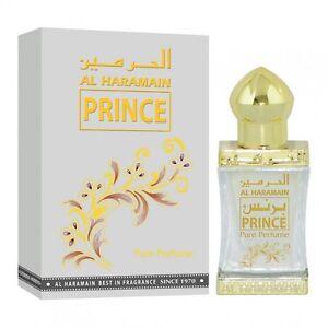 Prince by Al Haramain /  Attar / 12ml Oil / USA SELLER