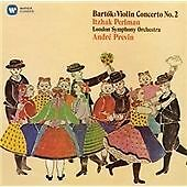 Bela Bartok - Bartok: Violin Concerto No. 2 (2015) New & Sealed