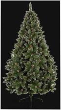 2.1 metros Rocky Mountain Conos y Nieve Con Punta De árbol De Navidad Ramas articial