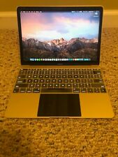 Gold Apple MacBook 12 inch Laptop 512 GB