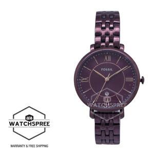 Fossil Jacqueline Three-Hand Date Ladies' Watch ES4100