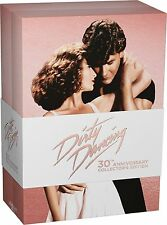 Dirty Dancing: 30th Anniversary Collector's Edition 1980s Movie DVD / BluRay Set