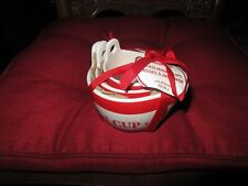 Pier 1 Imports Nesting Cups Measuring Set Red Pattern Colorful