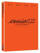 Evangelion 2.22: You Can (Not) Advance [2 Discs] (2011, DVD NEW) WS