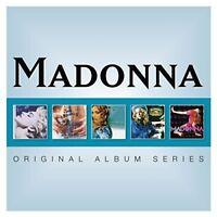 Madonna - Original Album Series [CD]