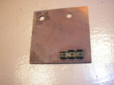 Allis-Chalmers Simplicity 710 Tractor Fuse Holder