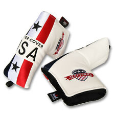 Magnetic Golf Putter Cover Headcover USA for Scotty Cameron Taylormade Odyssey B