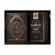 NOMAD PLAYING CARDS DECK BY Theory11 Rare New Sealed