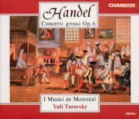 eorg Friederich Handel - Handel: Concerti Grossi, Op.6 [CD]
