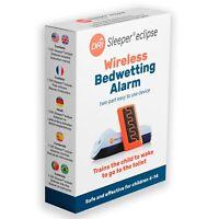 DRI Sleeper Eclipse Wireless Bedwetting Alarm - Childrens Bed Wetting Alarm