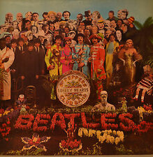 """THE BEATLES - LONELY HEARTS 12""""  LP (M568)"""