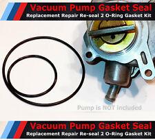 Brake Vacuum Pump Repair O-Ring Kit Gasket Seal for BMW E65 E65 E66 X5 N62 N73