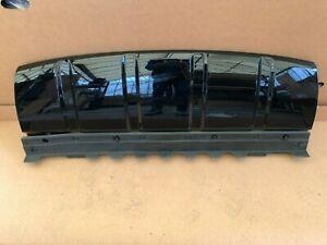 GENUINE RANGE ROVER L405 VOGUE FRONT BUMPER TOW COVER NARVIK BLACK