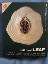 Bellabeat Leaf Nature Fitness Tracker. Refurbished. Necklace and bracelet.