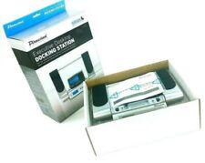 Sirus Sportster iPOD Docking Station Executive Desktop Speaker Docking Station