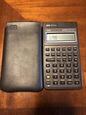 HP 42S Hewlett Packard Calculator in excellent condition.