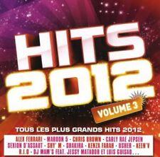 CD NEUF - HITS 2012 Volume 3 - C15