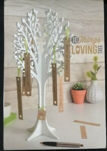 Wooden Love Tree - Hanging Notes Wedding Display Gift 3D