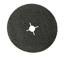 3M 501C P60 180mm x 22mm Fibre Discs (Pack of 25)