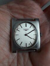 raro orologio LONGINES carica manuale anni 60 Cioccolatino di FORMA unisex