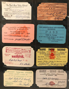 Train Passes 1950s (23)