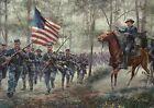 Colonel Joshua Chamberlain, Battle of Gettysburg PA, Military Civil War Postcard