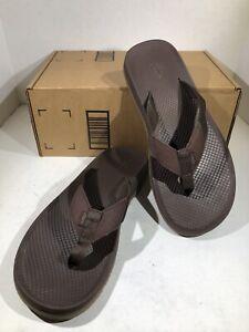 Chaco Lowdown Flip Men's Size 11 Brown Outdoor Sandals X7-1624