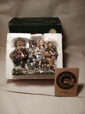 NEW BOYDS BEARS & FRIENDS DOROTHY & COMPANY OFF TO SEE THE WIZARD OF OZ #227807