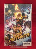 New Mutants #1 2019 Marvel Comics 1:25 Bradshaw Variant
