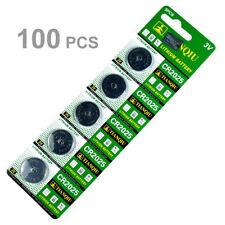 Cr2025 Single Use Batteries Ebay