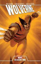 Wolverine: Season One by Acker, Blacker & Espin HC 2013 Marvel Comics