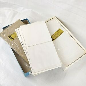 1950s Photo Album Inserts by Universal Bookbindery, NOS Vintage Wedding