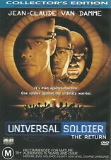Universal Soldier -The Return - Action /Sci-Fi / Military - Van Damme - NEW DVD