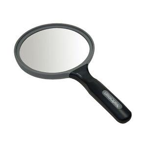 "Ultra Optix 2.5x 6x Bifocal Lens, Scratch Resistant 5"" Round Lens - NEW"
