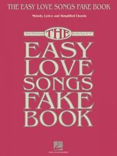 The Easy Love Songs Fake Book Sheet Music Melody Lyrics and Simplified 000159775