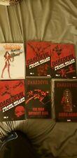 Elektra Assassin Daredevil Frank Miller Vol 1 2 3 Born Again Man No Fear Tpb Lot