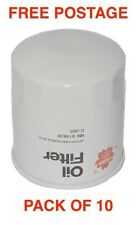 Sakura Oil Filter C-1834 - BOX OF 10 Interchangeable with RYCO Z115