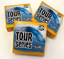 Stick Bumps Tour Series Warm Surf Board Wax 3 pack!