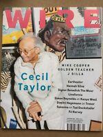 The Wire Magazine #386 - April 2016 - Cecil Taylor, Mike Cooper, Golden Teacher