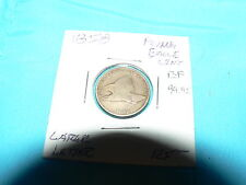 1858 Flying Eagle Cent Copper Nickel Antique Vintage Coin XF+ Penny Large