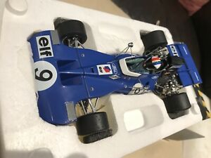 Exoto 1/18 Scale Tyrrell Ford 003 #9 F. Cevert 1971
