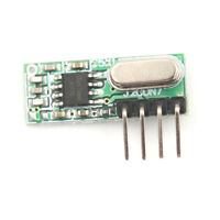 1PC RX500A 433mhz Superheterodyne RF Relay Wireless Receiver Module NT
